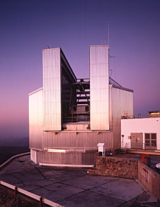 NTT-teleskooppi (New Technology Telescope)
