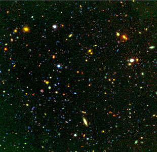 FORS Deep Field near Q0103-260