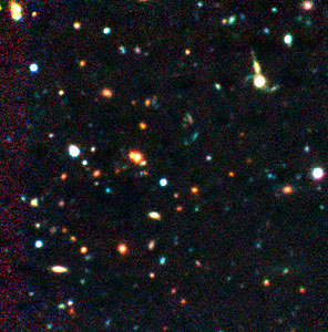 Very Distant Galaxy Cluster EIS0046-2930
