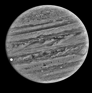 A VLT Snapshot of Jupiter