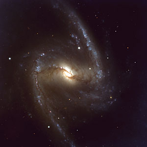 Barred Galaxy NGC 1365