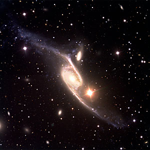 Giant Interacting Galaxies NGC 6872/IC 4970