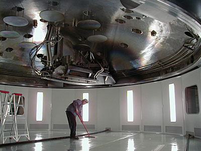 Coating Chamber