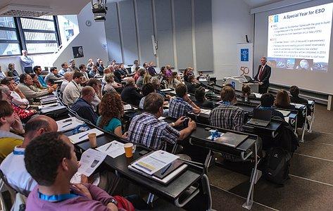 ESO@50 Conference