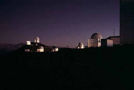 La Silla Telescopes