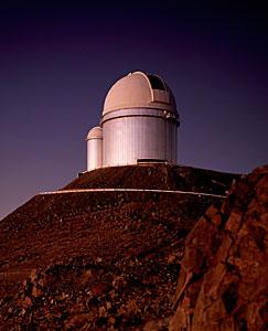 ESO 3.6-metre telescope - The Dome