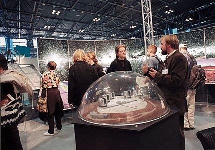 VLT at Forschungsforum 97 fair