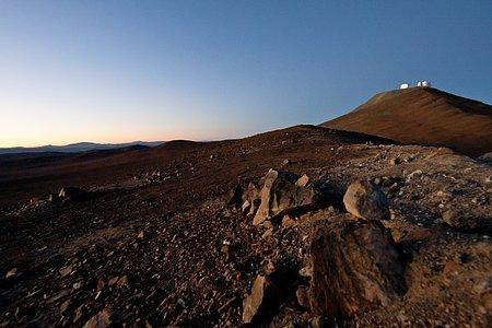 View of Cerro Paranal