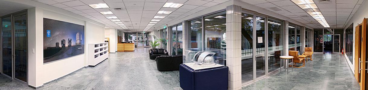 ESO Vitacura hallway