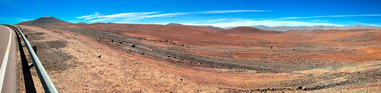 Atacama Desert Panorama