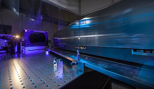 ESPRESSO in the ESO Cleanroom