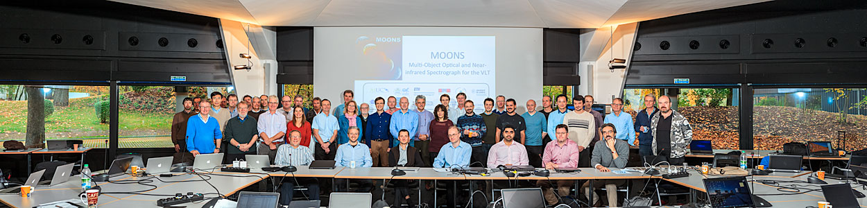 MOONS meeting group photo