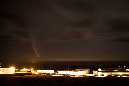 The Comet and the Basecamp