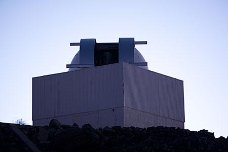 ESO 0.5m Telescope on La Silla