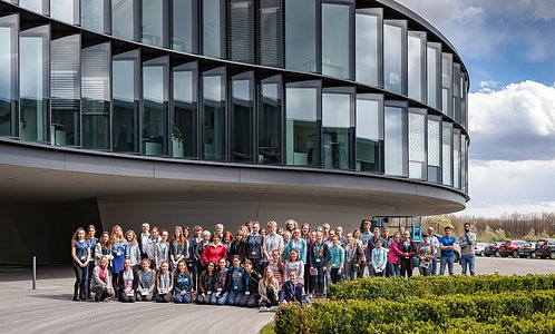 ESO Girls' Day 2016 Group Photo
