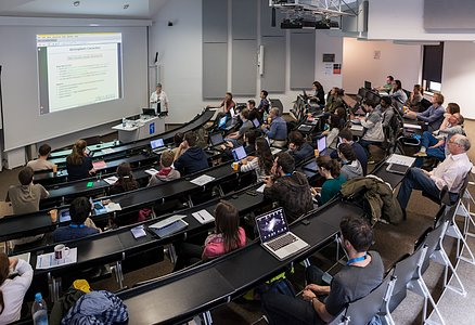 Lecture at the ESO/Opticon Data Reduction School