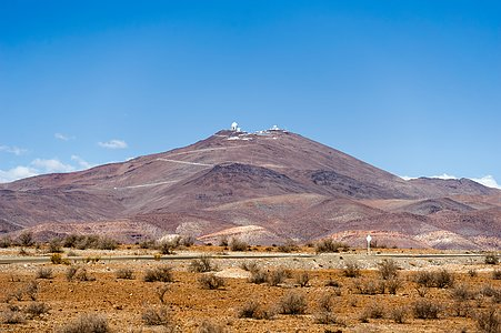 La Silla and surroundings
