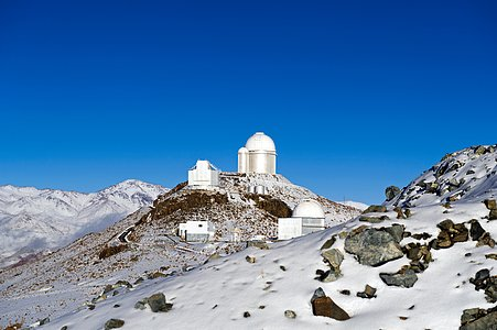 Chilly La Silla