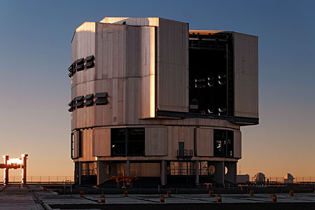 Twilight Unit Telescope
