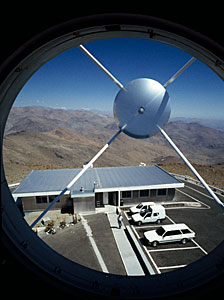 La Silla Control Building