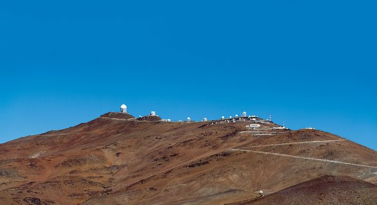 La Silla Ridge