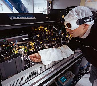 The Laser Guide Star for the VLT