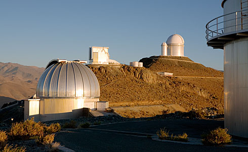 Telescopes at La Silla