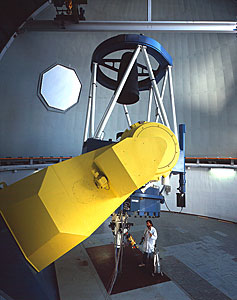MPG/ESO 2.2-metre telescope at La Silla
