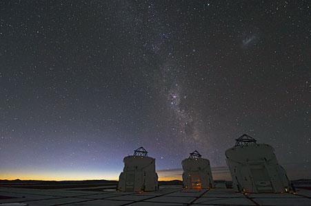 VLT Auxiliary Telescopes