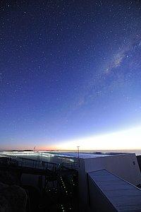 Chilean skies