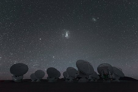 ALMA and the Large and Small Magellanic Clouds