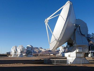 European ALMA Antennas