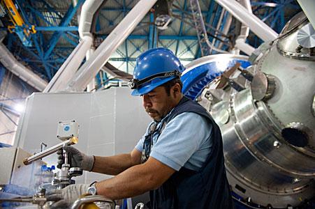 Refilling liquid nitrogen