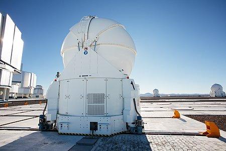 Auxiliary telescopes under the Sun