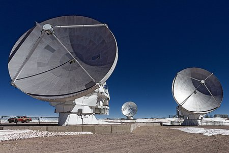ALMA Transforming our Understanding of the Cold Universe
