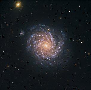 Spiral Galaxy NGC 1232