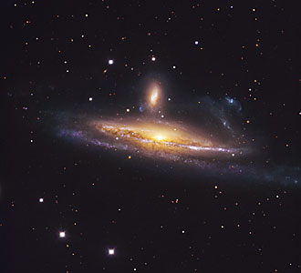 Ballet of Interacting Galaxies