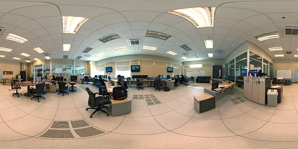 OSF Control Room Panorama