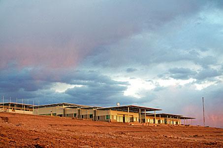 OSF Technical Building