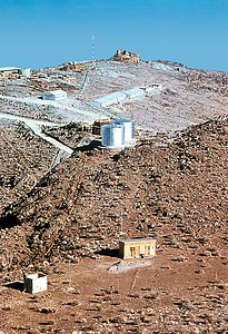 La Silla Construction  Overview 01