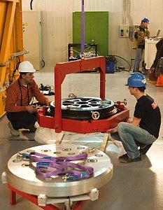 Paranal VST M2 Mirror