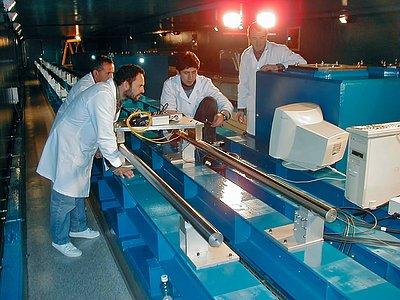 The VLT Interferometer