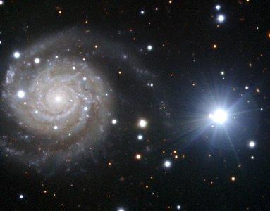 The Czech President's Galaxy