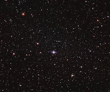 Escondida a Plena Vista – la escurridiza Galaxia Enana Carina