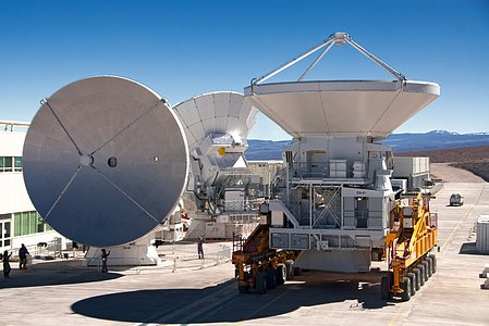 ALMA's Grand Antennas