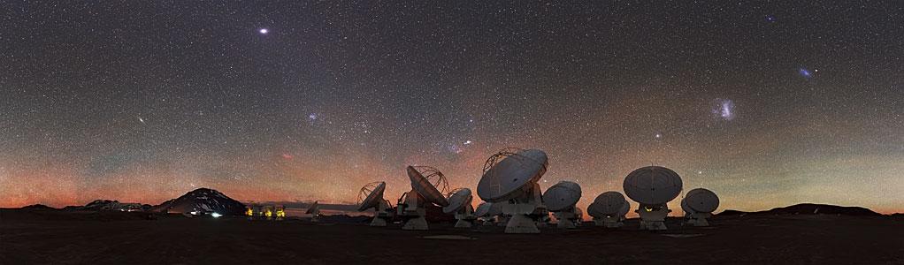 Auf der Suche nach den Ursprüngen des Universums