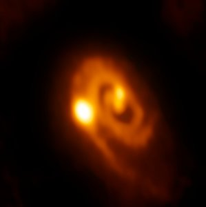 Young Stellar System Caught in the Act of Forming Close Multiples