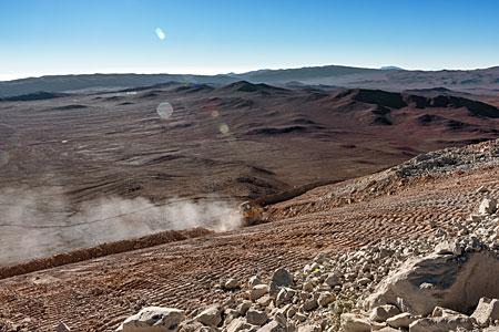 Cerro Armazones and the Atacama