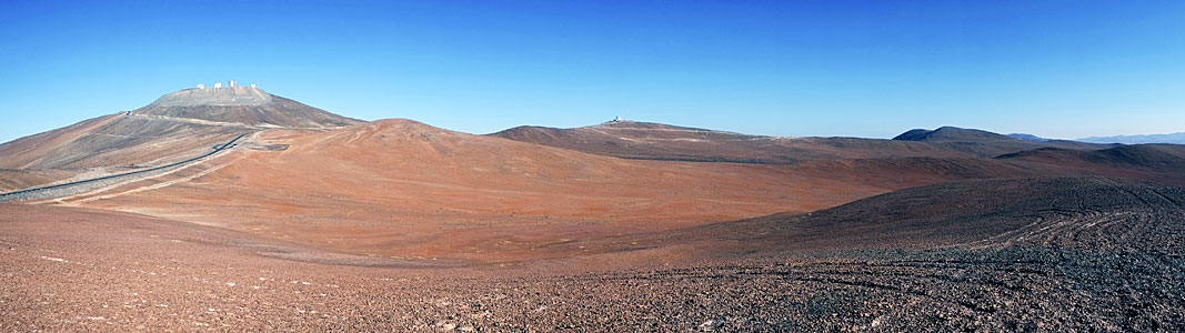 Desert Panorama at Paranal