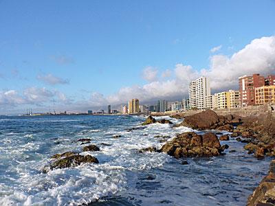 The Coast of Antofagasta